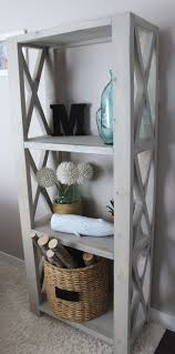 do it yourself wood furniture. rustic triple x bookshelf do it yourself home projects from ana white they used wood furniture