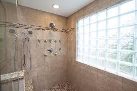 Master Bath Walk in Shower traditional-bathroom