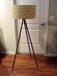 diy floor lamp inexpensive floor lamp ideas to make at home diy floor lamp pipe