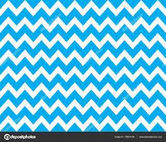 zig zag background light blue and white stock photo