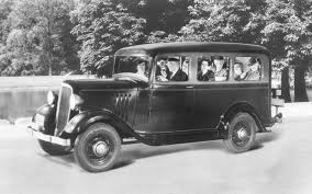 The first Chevrolet Suburban made its appearance in the 1933 ...