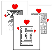 Free printable word search puzzles. Valentine S Day Printable Games Puzzles And Crafts