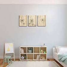 vintage wood board background wall art