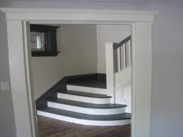 diy painting stairs home interior design
