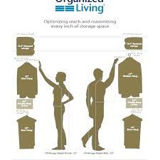 closet depth dimensions. Wardrobe Standard Depth Closet Shelves And Width Coat Dimensions C