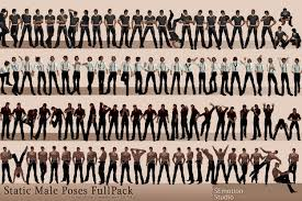 Posing Chart Males Male Models Poses Male Poses Poses