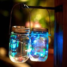 lighting jar. 1pcs/3pcs Christmas Party Decor Solar Mason Jar Lid Insert Fairy Light With LED For Lighting