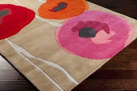 roselawnlutheran amazing poppy kitchen rug poppies rug roselawnlutheran