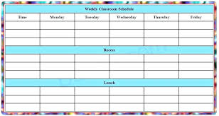 Schedule Maker For College Class Schedule Maker Weekly College Template Student Twibag Co
