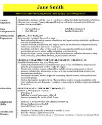 Resume Standard Format Adorable How To Write A Great Resume The Complete Guide Resume Genius