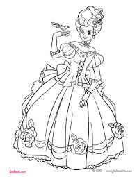 Coloriages Pour Filles Filename Coloring Page Free Printable
