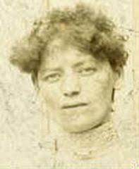 James Bagnall, Annie Oxley, John Bagnall, and Florence Bagnall. Florence Bagnall born 1872 - 82984