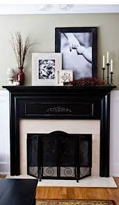 fireplace mantel decorating how to decorating a fireplace mantel designarthouse com
