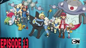 Pokemon xy kalos quest season 18 episode 13 // claimant back her ...
