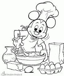 Kleurplaten Mickey Mouse Clubhuis Kleurplaten Kleurplaatnl