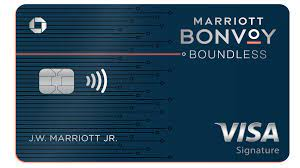 The marriott bonvoy brilliant™ american express® card currently has a substantial welcome bonus: Credit Card Review Marriott Bonvoy Boundless Mid Level Your Mileage May Vary
