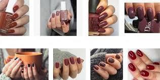 Podzimní Barvy Laků Na Nehty Víte Co Se Nosí Kosmetické Trendycz
