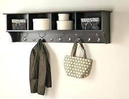 Door Hanging Coat Rack Interesting Foyer Coat Rack Wall Entryway Bench And Coat Rack Inches Long Entry