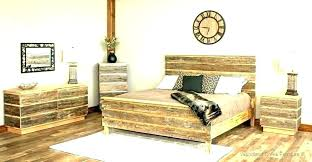 distressed wood bed – casty.co
