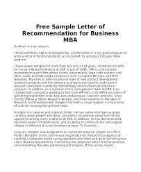 Letter Of Recommendation For Project Manager Project Manager Recommendation Sample J Dornan Us
