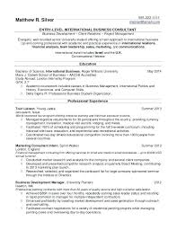 Resume Samples For High School Students Applying To College