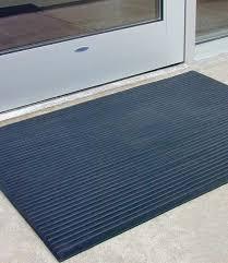 heavy duty rubber rib mats