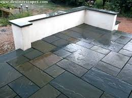 flagstone patio cost costs top design how much should a new escapes best per square foot installed