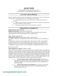Resume For Mental Health Counselor Resume Template