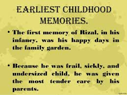 my childhood memories essay co my childhood memories essay