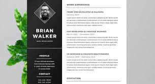 Creative Word Resume Templates 15 Free Resume Templates For Microsoft Word That Dont Look Like Word