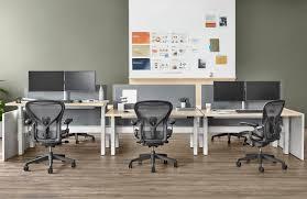 herman miller office design. Herman Miller Aeron Chair Office Design