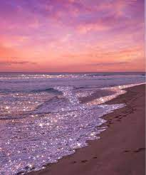 Aesthetic Wallpaper Ocean Glitter ...