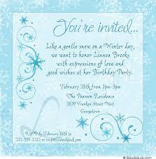 Snowflake Birthday Invitations Snowflake Birthday Party Invitations Pwi Snowflake2 Blue