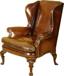 chair design ideas leather wingback chairs leather wing back chair a chair with arms is