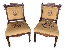 Stuhl Eastlake Bewegung Polster Tisch Antik Möbel Antike