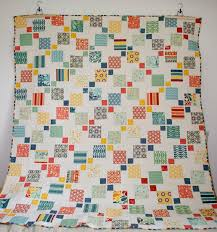 Let's begin sewing...: Disappearing 9 Patch Quilt & This was inspired by Rachel Griffith's Impromptu quilt pattern at PSI Quilt.  She even has a quilt along currently in progress. Anyway here is the quilt  all ... Adamdwight.com