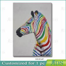 zebra painting on canvas zebra painting on canvas supplieranufacturers at alibaba com