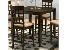 Style 19 Square Counter Height Kitchen Table Lapeer Furniture