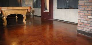 Wonderful Residential Epoxy Flooring Concrete Floors Are Great For And Design Inspiration