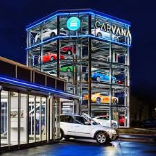 Carvana Vending Machine Locations Fascinating Robotics Do the Heavy Lifting in Automated Car Vending Machine IOT