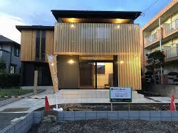 格子越しに感じる暮らし和モダン デザイン住宅注文住宅