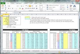 Download Option Trading Workbook 2.1