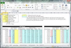 Download Option Trading Workbook 2.1