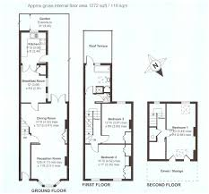 3 bedroom furnished terraced