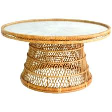 wicker round coffee table rattan round coffee table topic to wicker round toman coffee table