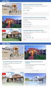 listing templates easy property listings wordpress plugin nifty