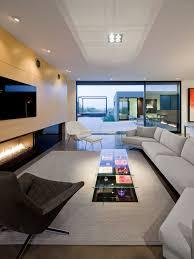 Modern Living Room Modern Living Room Design Ideas Remodels Photos Houzz  Property