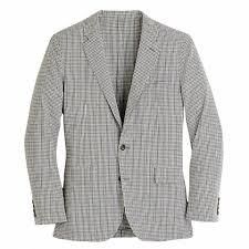 j crew ludlow slim fit unstructured blazer in cotton linen