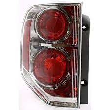 2006 Honda Pilot Brake Light Bulb Replacement Fits 06 08 Honda Pilot Left Driver Tail Lamp Unit Assembly