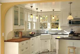 lighting kitchen sink kitchen traditional. Minneapolis Ikea Apron Sink With Traditional Cellular Shades Kitchen And Yellow Pendant Lights Lighting H